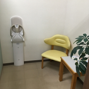 PLANT-3 清水店の授乳室・オムツ替え台情報 画像3