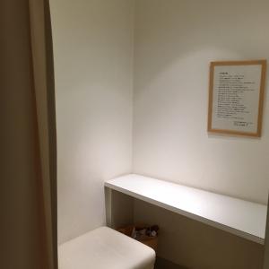 西武渋谷店(A館7階 ベビー休憩室)の授乳室・オムツ替え台情報 画像9