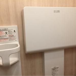 リバーウォーク北九州(3F)の授乳室・オムツ替え台情報 画像2