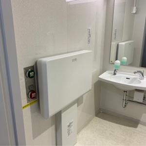 北沢タウンホール(3F)の授乳室・オムツ替え台情報 画像9