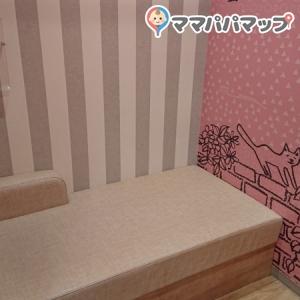 3階は小上がりのようなソファでした!とても清潔感あり、かわいいです!