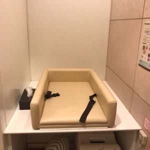 パナソニック リビング ショウルーム(B2F(2ヶ所)   B1F(女子トイレ内))の授乳室・オムツ替え台情報 画像2