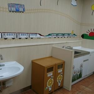 仙台駅 在来線(2F)の授乳室・オムツ替え台情報 画像8