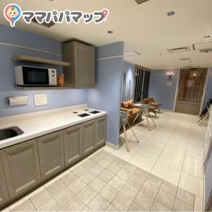 伊勢丹新宿店 6階ベビー休憩所(6階)の授乳室・オムツ替え台情報 画像1