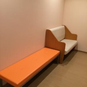 授乳室の1つは共用スペース。広い!
