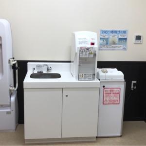 スーパービバホーム 四日市泊店(1F)の授乳室・オムツ替え台情報 画像5