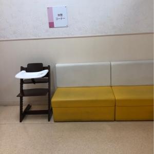 大阪タカシマヤ(6階 ベビー休憩室)の授乳室・オムツ替え台情報 画像8