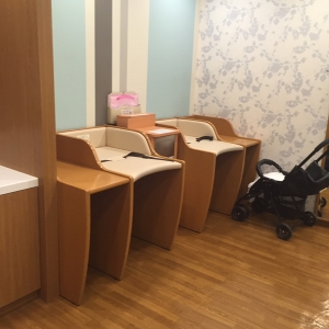 銀座三越(9階)の授乳室・オムツ替え台情報 画像7