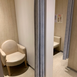 上野マルイ(B2)の授乳室・オムツ替え台情報 画像9