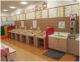 イオンモール和歌山(1階 ハロー!パソコン教室 通路奥)の授乳室・オムツ替え台情報 画像2