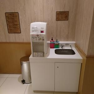 イオンモール常滑(1F レストラン街)の授乳室・オムツ替え台情報 画像2