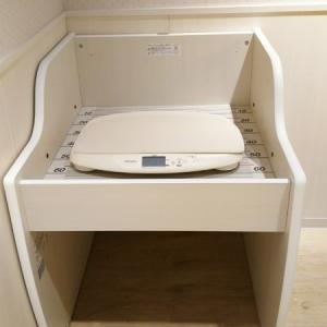 ららぽーとTOKYO-BAY(2F ロクシタン横)の授乳室・オムツ替え台情報 画像4