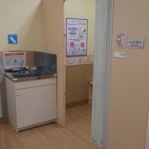 トイザらス  多摩店(2F)の授乳室・オムツ替え台情報 画像4