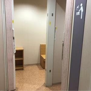 授乳室が2部屋