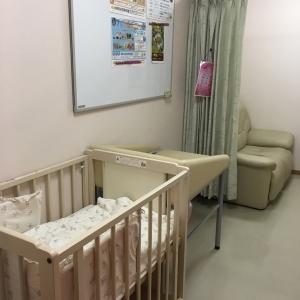霞城セントラル(1階 北側出入口付近)の授乳室・オムツ替え台情報 画像5