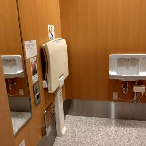 1階女性用トイレ