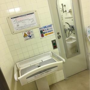 江戸川区スポーツセンター(2F)の授乳室・オムツ替え台情報 画像2