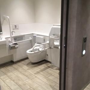 広めのトイレです 2019.08.26