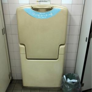 馬喰町駅(B2F 構内 馬喰横山との乗り換えフロアのトイレ)のオムツ替え台情報 画像2
