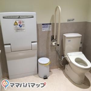 ニトリ 青森西バイパス店(1F)のオムツ替え台情報 画像1