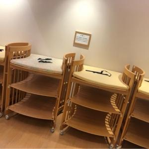 松屋銀座(6F ベビー休憩室)の授乳室・オムツ替え台情報 画像2