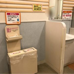 イオンモール宮崎(2F)の授乳室・オムツ替え台情報 画像7