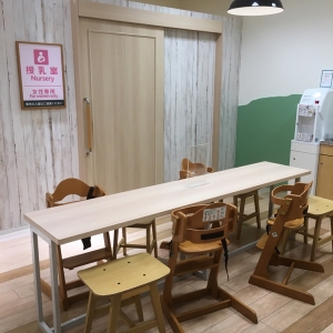 北千住マルイ(5F)の授乳室・オムツ替え台情報 画像1