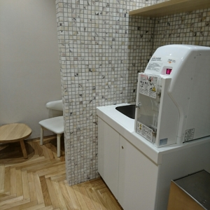 ニュウマン(NEWoMan)新宿(4階)の授乳室・オムツ替え台情報 画像2