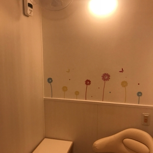 ららぽーとTOKYO-BAY(2F ロクシタン横)の授乳室・オムツ替え台情報 画像10