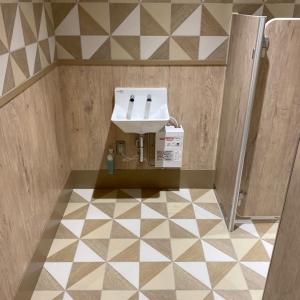 ニュウマン横浜(3F)の授乳室・オムツ替え台情報 画像9