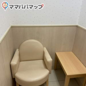 イオンタウン菰野(1F)の授乳室・オムツ替え台情報 画像4