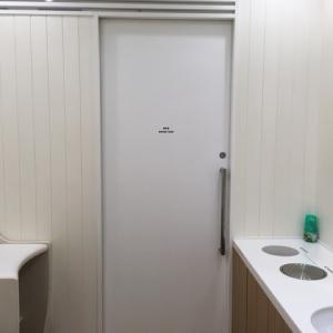 ユニクロ銀座店(7F)の授乳室・オムツ替え台情報 画像5