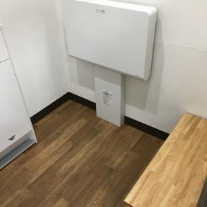 ジャンボスクエア(1F)の授乳室・オムツ替え台情報 画像3