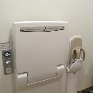 パルコヤ上野店(3Fベビー休憩室)の授乳室・オムツ替え台情報 画像10