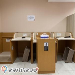 札幌パルコ(6F)の授乳室・オムツ替え台情報 画像3