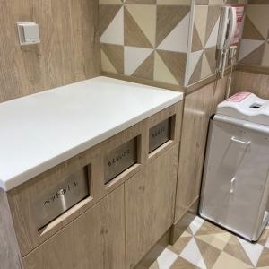 ニュウマン横浜(3F)の授乳室・オムツ替え台情報 画像5
