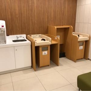コモレ四谷(1F)の授乳室・オムツ替え台情報 画像4