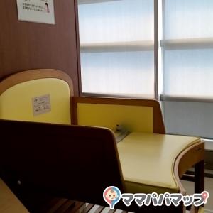 東京女子医科大学病院 総合外来 2階(2F)の授乳室・オムツ替え台情報 画像3