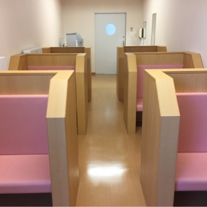 淀川キリスト教 病院(1F)の授乳室・オムツ替え台情報 画像8