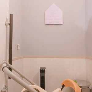 イオンモール徳島(1F スポーツオーソリティ裏)の授乳室・オムツ替え台情報 画像1