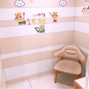 海老名SA(下り線)(1F)の授乳室・オムツ替え台情報 画像3