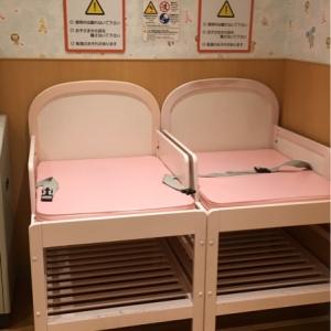 ボンベルタ成田(2F)の授乳室・オムツ替え台情報 画像4