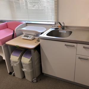 徳島県庁(1F)の授乳室・オムツ替え台情報 画像2