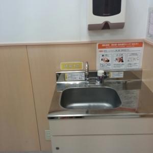 イオン赤羽北本通り店(2F)の授乳室・オムツ替え台情報 画像8