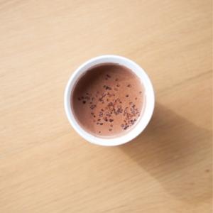 コーヒー以外もあり