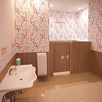 グランツリー武蔵小杉(4F)の授乳室・オムツ替え台情報 画像4
