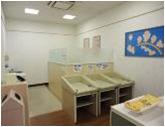 イオン四日市尾平店(3F)の授乳室・オムツ替え台情報 画像5