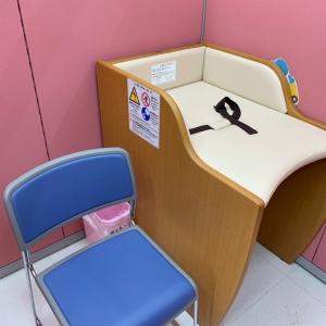 ケーズデンキ高松春日店の授乳室・オムツ替え台情報 画像3