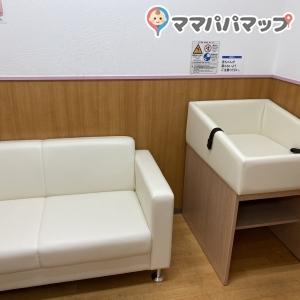 イオンせんげん台店(3F)の授乳室・オムツ替え台情報 画像5