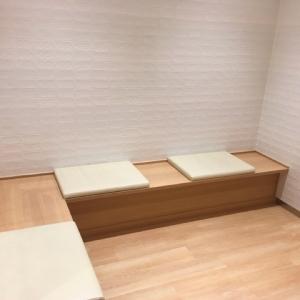 相席の授乳スペース